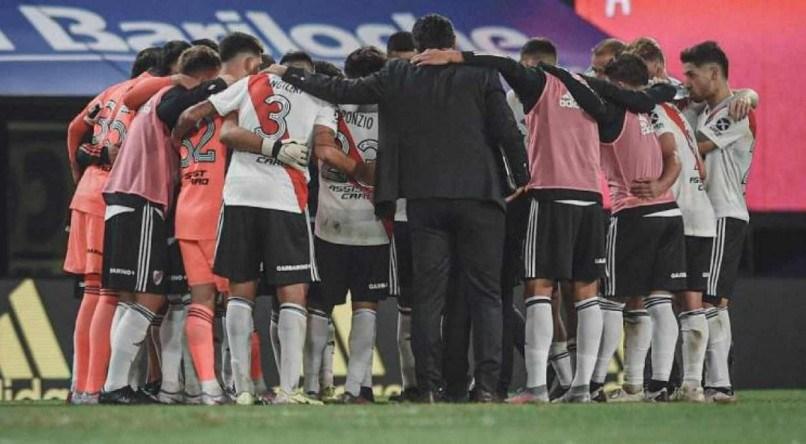 River Plate vive um surto de Covid-19