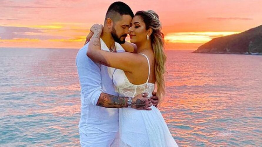 Casamento dos pombinhos foi realizado no último sábado (15) em Belém