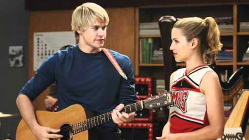 Sam e Quinn, de Glee: Ryan Murphy, você prometeu?