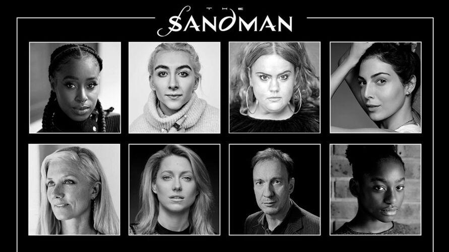 Imagem ilustrativa da notícia: THE SANDMAN: Neil Gaiman revela mais sobre o elenco