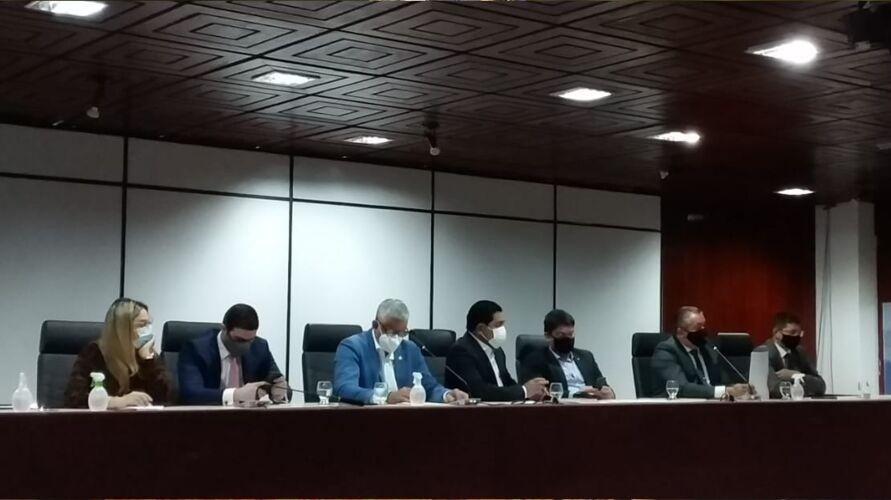 Imagem ilustrativa da notícia: Presidência da CPI da Vale é eleita na Alepa