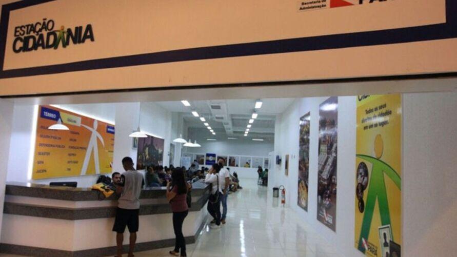 Estação Cidadania oferece diversos serviços públicos