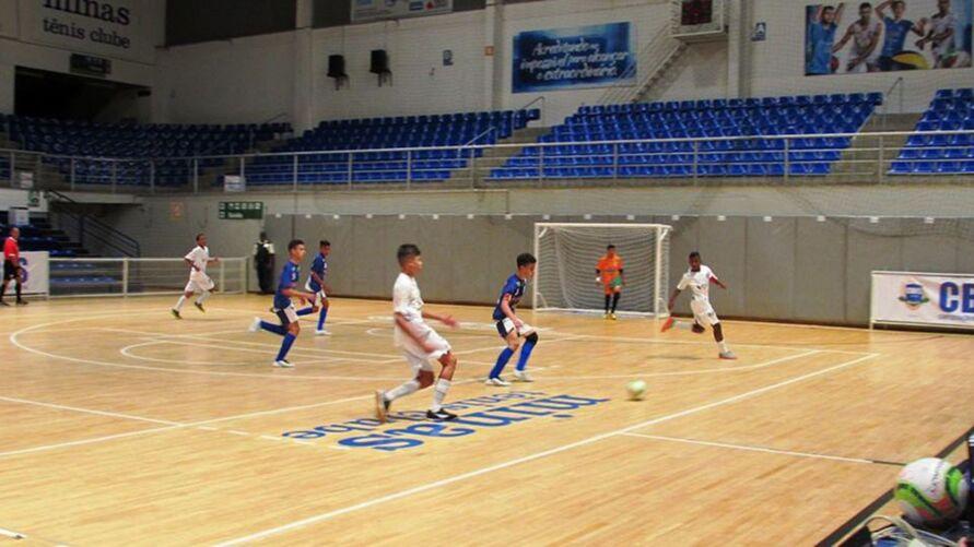 Torneio abre temporada do futsal paraense