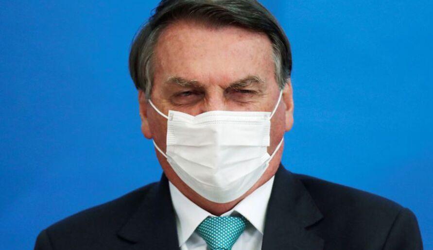Bolsonaro que o fim da máscara para quem já foi vacinado ou já foi contaminado