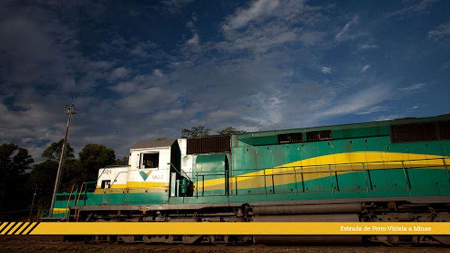 Imagem ilustrativa da notícia: Transporte de passageiros é suspenso no trem da Vale