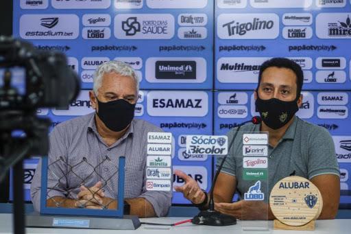 Ítalo Rodrigues destaca planejamento do Paysandu na Série C