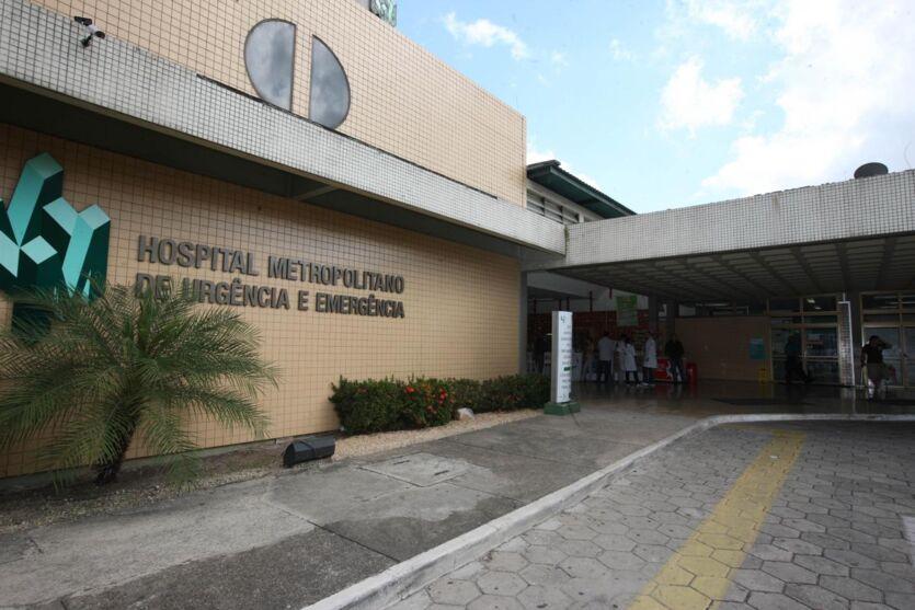 O Hospital Metropolitano é referência no tratamento de queimados na região Norte do país