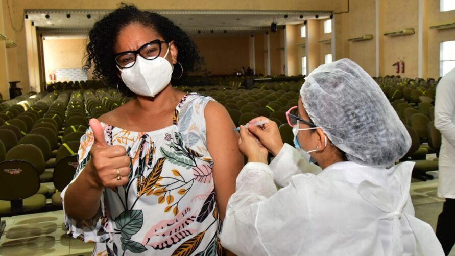 Imagem ilustrativa da notícia: Covid-19: Ananindeua chega a 200 mil doses aplicadas