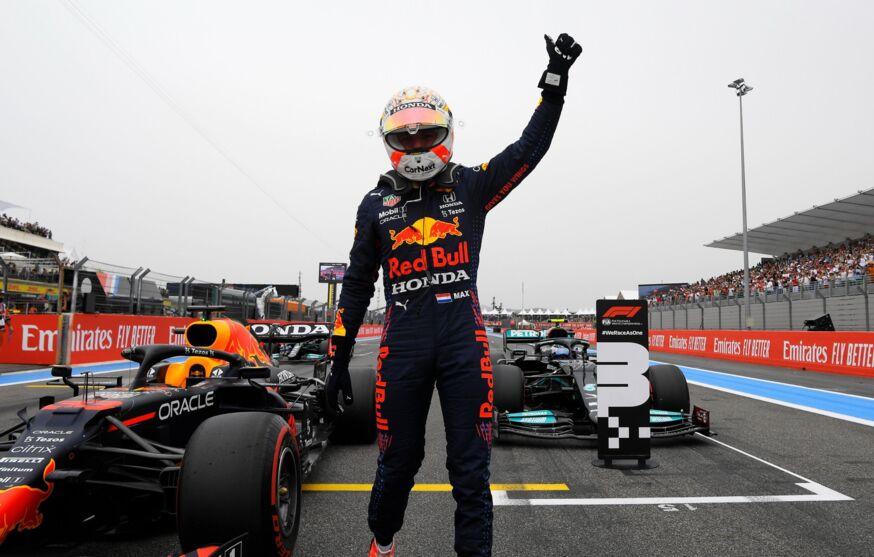 Imagem ilustrativa da notícia: Max Verstappen vence GP da França e lidera Fórmula 1