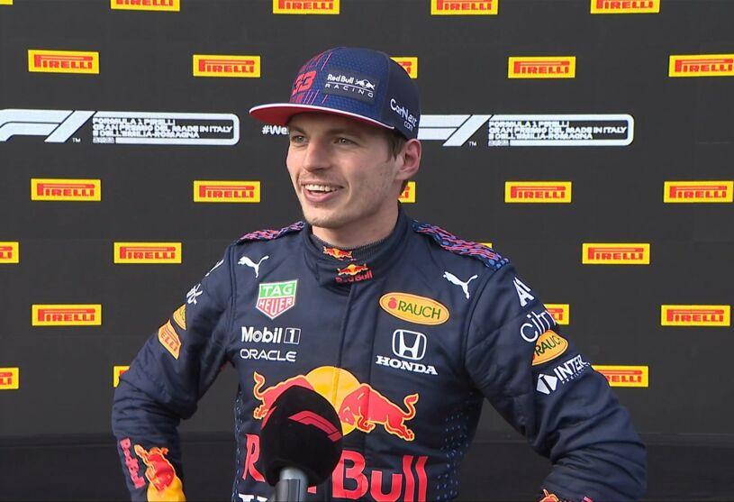 Imagem ilustrativa da notícia: Max Verstappen faz a pole position para o GP da França