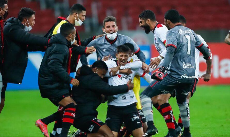 Com a classificação do Vitória, região do Nordeste tem maior número de representantes na Copa do Brasil.
