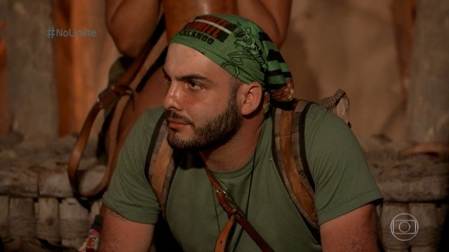 O sexólogo do BBB18 foi o eliminado na estreia do reality de sobrevivência.