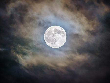 Imagem ilustrativa da notícia: Lua causará uma catástrofe na Terra em 2030, alerta Nasa