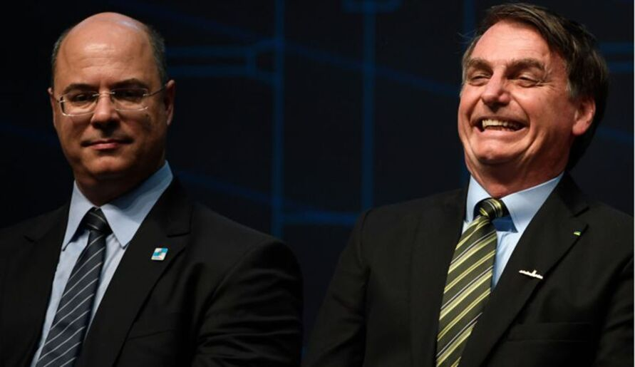 O ex-governador do Rio de Janeiro associou os filhos de Bolsonaro com a milícia