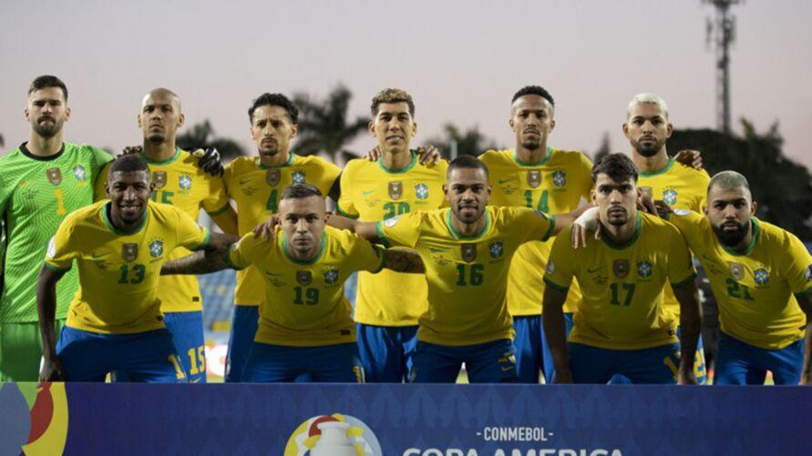 Brasil já joga na sexta-feira pelas quartas da Copa América e o se adversário sai hoje