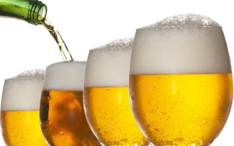 Estudo indica que tomar uma dose de bebida por dia também aumenta os riscos para a saúde