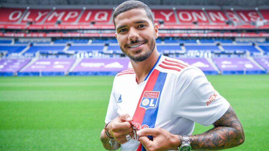 Jogador brasileiro é aposta do time francês na temporada