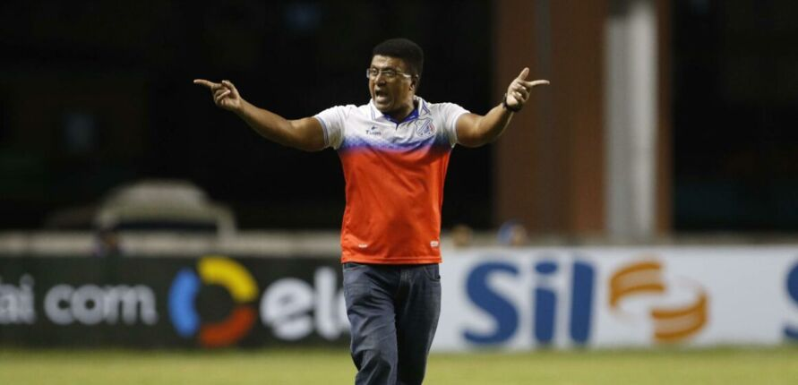 Experiente no futebol paraense, Samuel Cândido assume o comando técnico do Imperatriz-MA