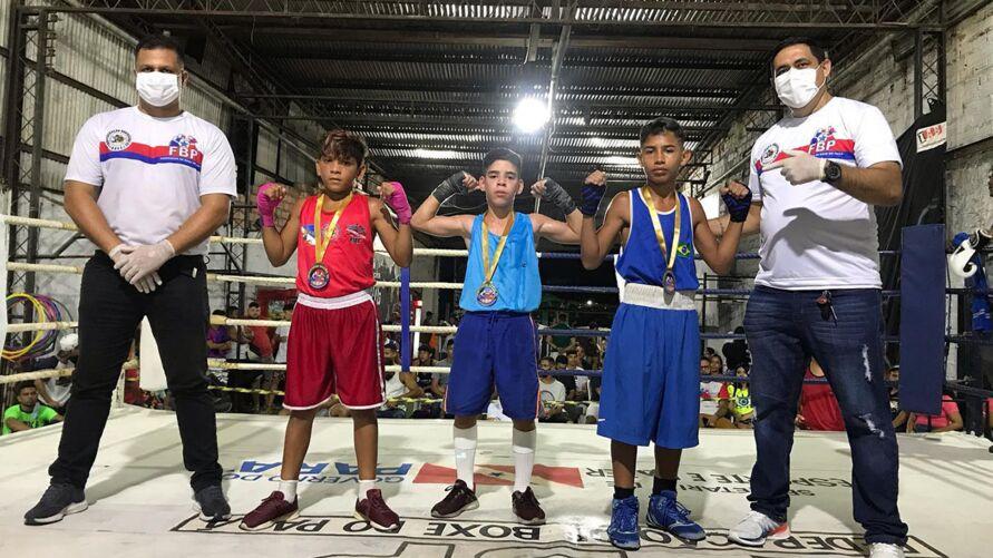 Competições buscam novos talentos no boxe paraense