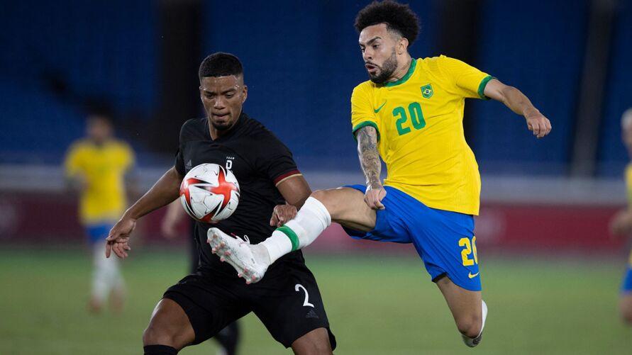 Seleção brasileira de futebol entra em campo: vôlei, skate e ginástica são as pedidas de hoje