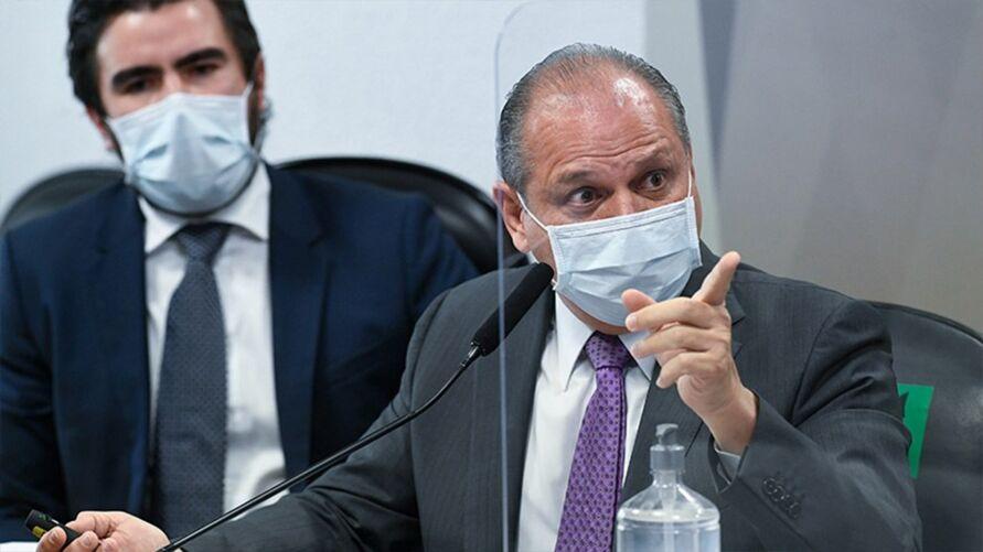 O deputado Ricardo Barros (PP-PR)