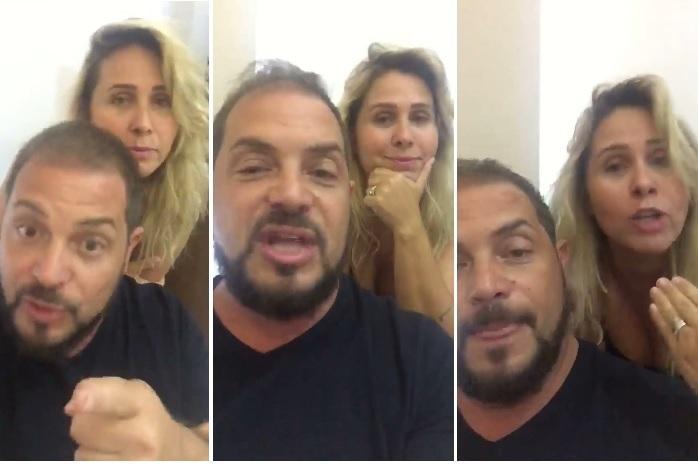 """Imagem ilustrativa da notícia: """"Não é só gay que morre"""": Casal Sorvetão repete polêmica"""