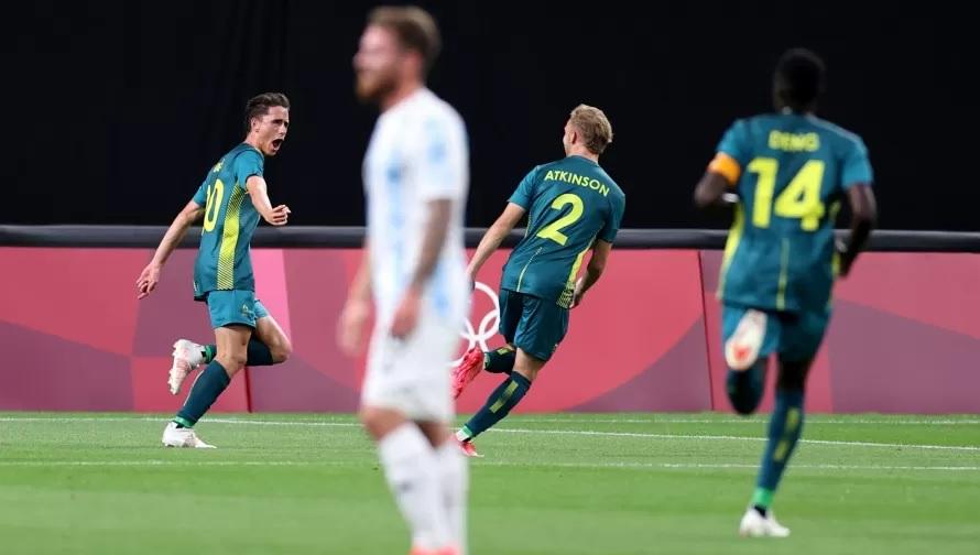 No próximo domingo, a Austrália enfrenta a Espanha, enquanto a Argentina o Egito.