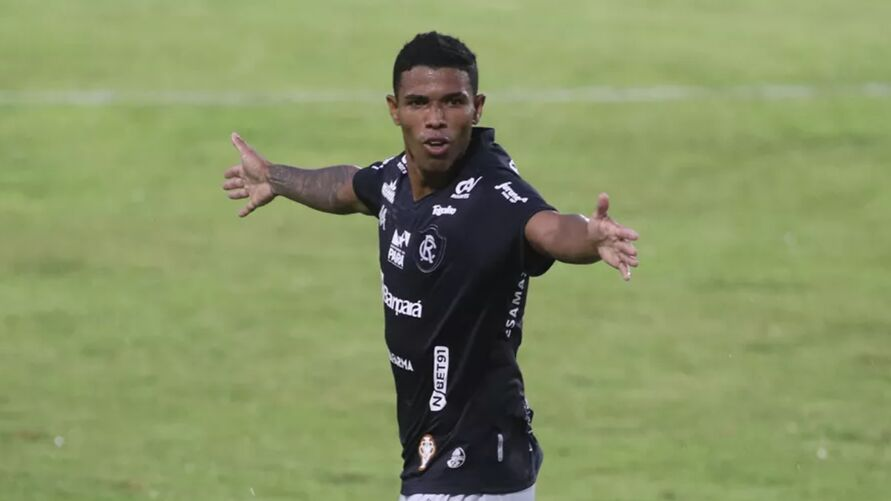 Imagem ilustrativa da notícia: Dioguinho fecha com clube e enfrentará o Paysandu na Série C