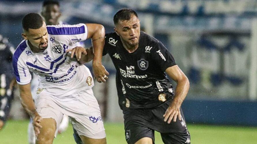 Atacante marcou apenas duas vezes com a camisa do Leão.