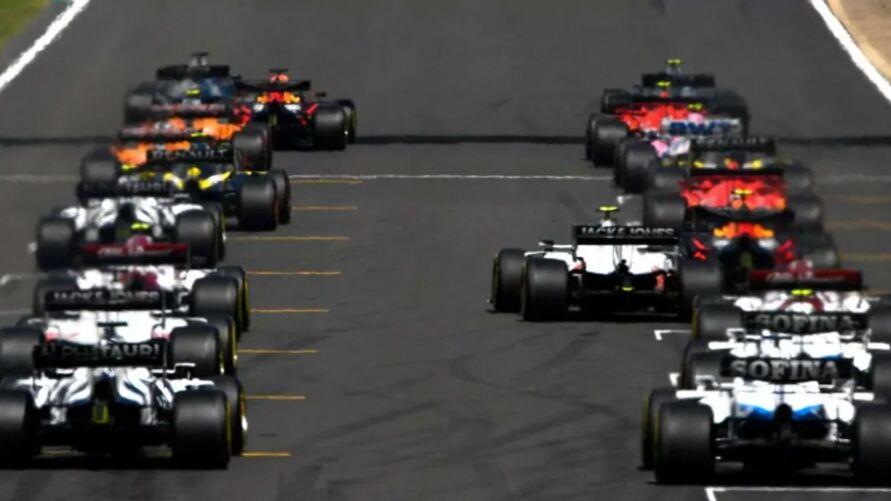 Lewis Hamilton venceu o GP da Inglaterra de Fórmula 1