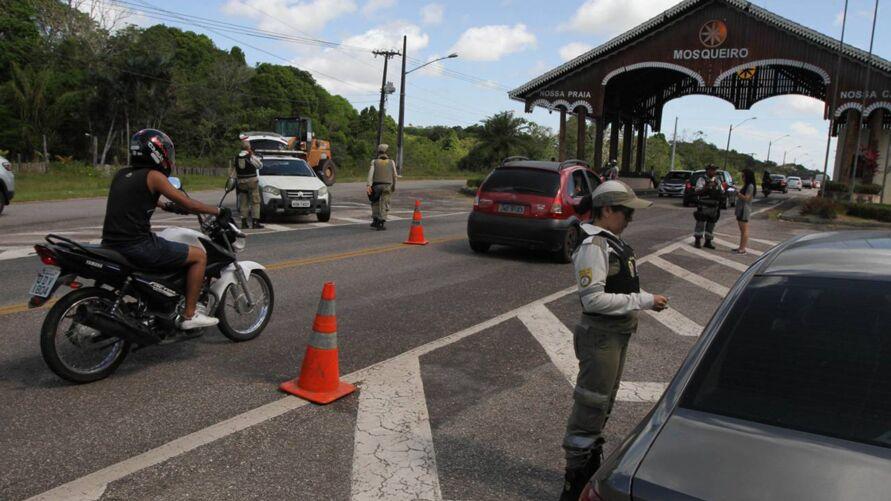 Imagem ilustrativa da notícia: Julho: Detran registrou 428 mil irregularidades no trânsito