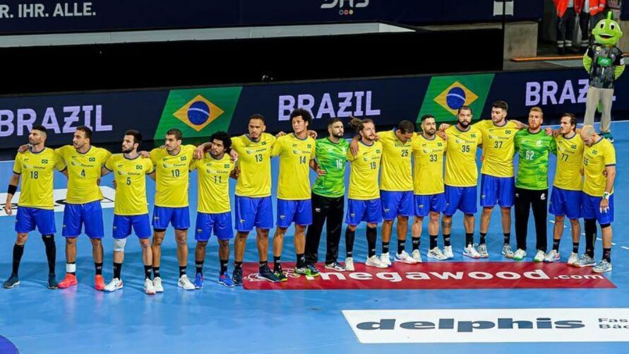Brasileiros irão encarar a França no próximo jogo.