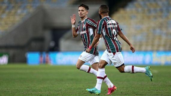 Flu é o primeiro classificado às quartas da Copa do Brasil
