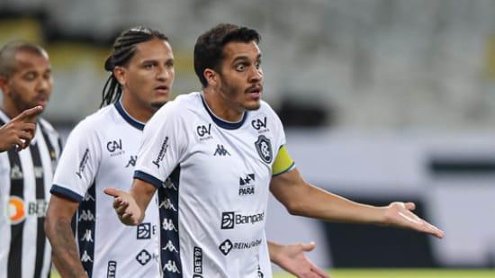 Lucas Siqueira deve voltar a campo somente em agosto.