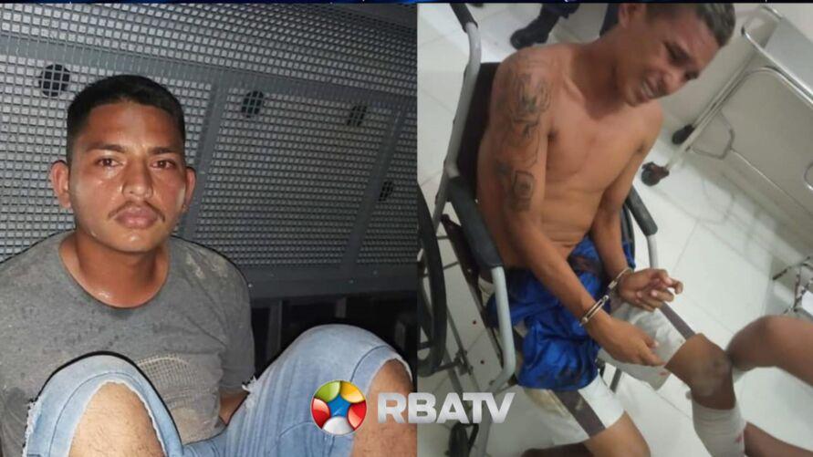 Os pertences roubados foram recuperados pela Polícia e devolvidos à vítima