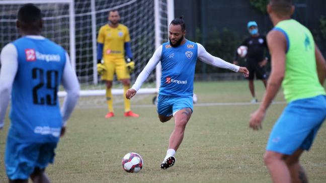 Paulinho deve volta à equipe titular do Papão.