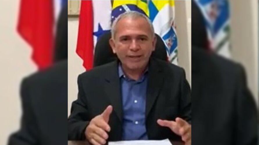O prefeito também disse que procurou por várias vezes o DNIT para falar do assunto e que teve uma conversa pessoal com com o ministro do Transporte, Tarcísio Gomes.