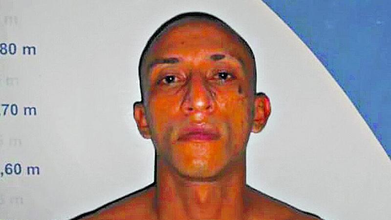Hugo dos Santos Marcelino percebeu a aproximação dos policiais e atirou