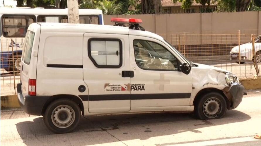Vítimas foram encaminhadas ao Pronto-Socorro da 14 de Março