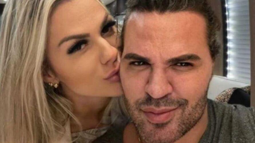 Eduardo Costa quer ser feliz ao lado de Mariana Polastreli