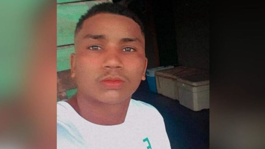 Edenilson Monteiro Silva, de 16 anos