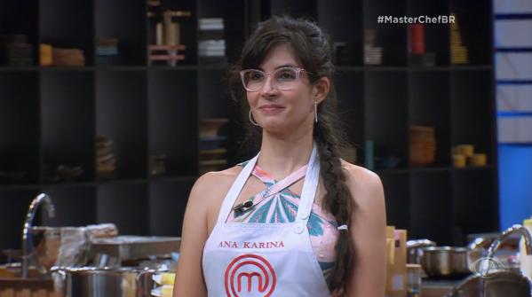 Ana Karina dançou frevo ao se despedir do MasterChef