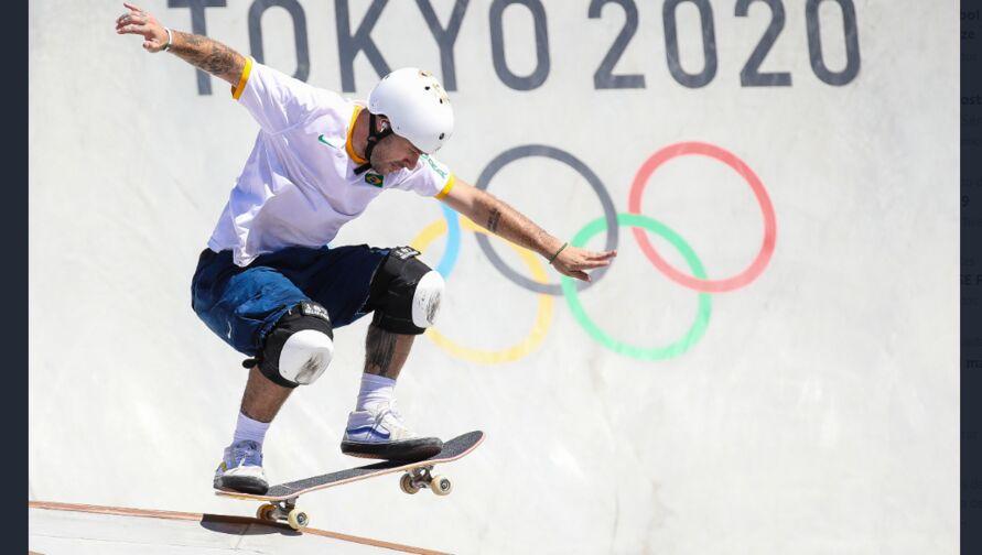 Barros teve a segunda melhor volta. Brasil terminou a competição com três medalhas na modalidade.