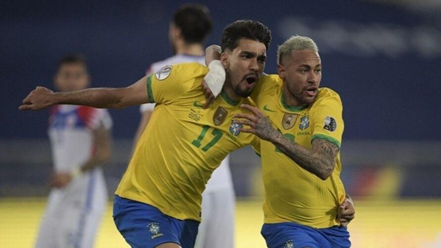 Neymar é o principal nome para o jogo contra os peruanos.
