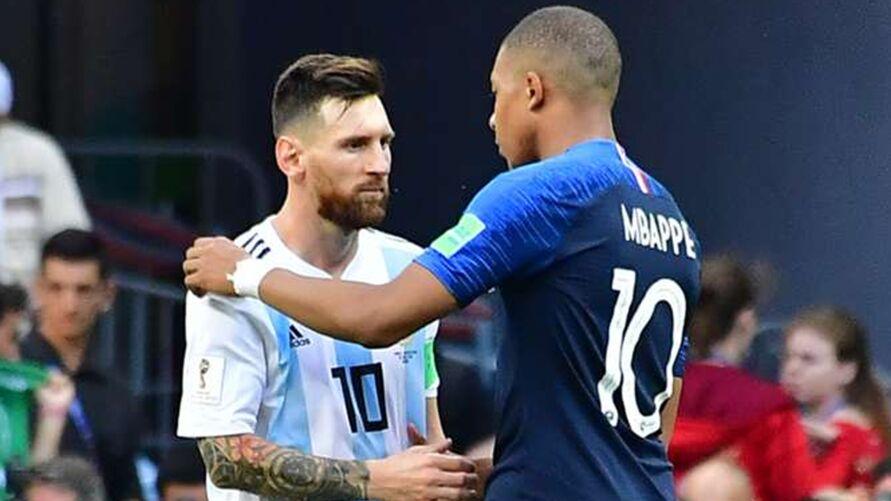 Mesmo com a chegada de Messi, Mbappe não quer ficar no PSG.