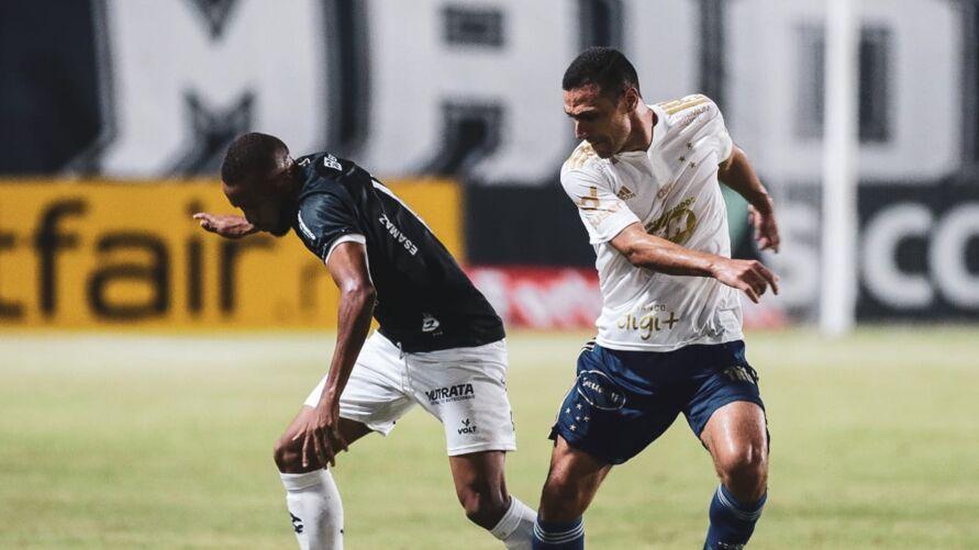 Clube do Remo vence mais uma, desta vez, contra o Cruzeiro e com golaço de Victor Andrade.