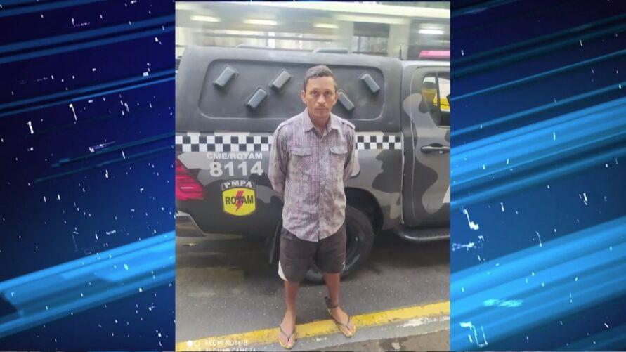 Imagem ilustrativa da notícia: Homem é detido com tornozeleira eletrônica descarregada