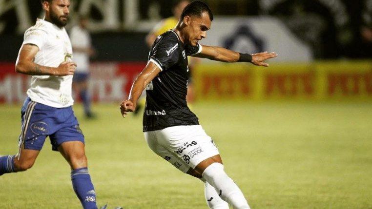 Zagueiro Romércio vem sendo um dos destaques do Clube do Remo, na Série B.