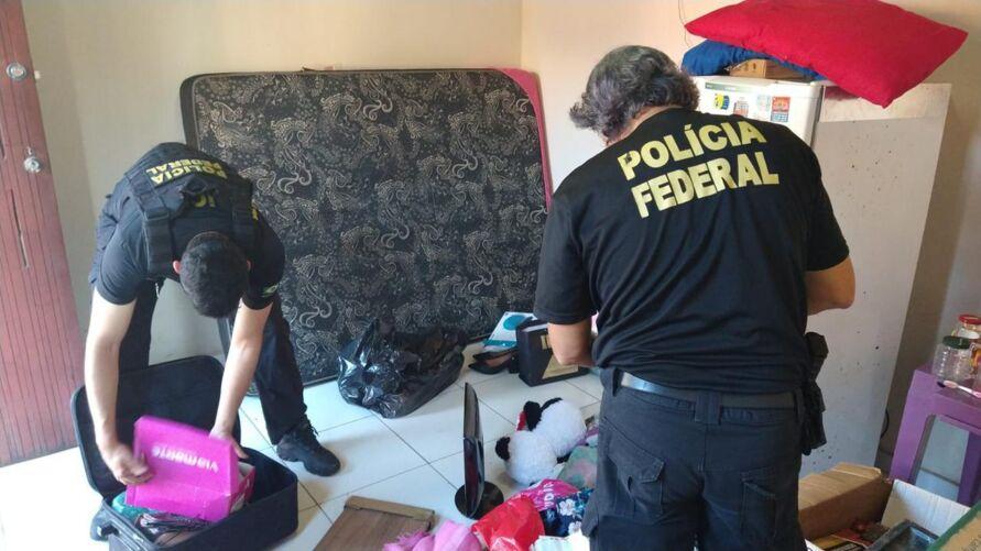 Imagem ilustrativa da notícia: PF cumpre mandados em operação contra fraudes em benefícios
