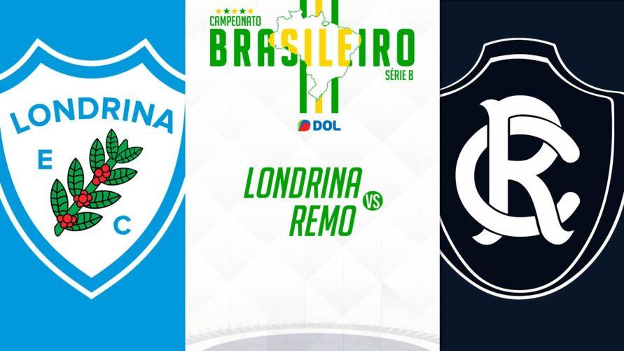 Imagem ilustrativa da notícia: Primeiro tempo: Londrina 0X0 Clube do Remo. Siga!